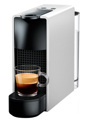 картинка Nespresso Essenza Mini Silver от интернет-магазина Coffezza