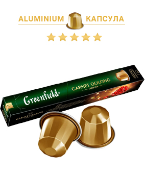 картинка Greenfield Garnet Oolong от интернет-магазина Coffezza