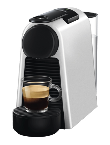 картинка Nespresso Essenza Mini Silver D30 от интернет-магазина Coffezza