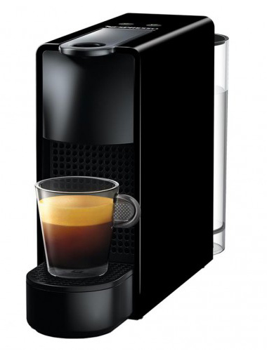 картинка Nespresso Essenza Mini Piano Black от интернет-магазина Coffezza