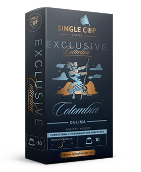 картинка Single Cup Colombia Dulima от интернет-магазина Coffezza